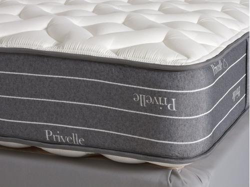 colchón 1 1/2 plazas la cardeuse privelle 100x190