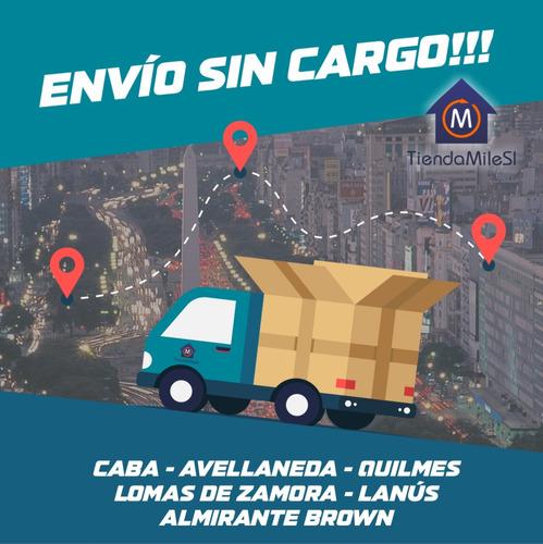 colchon 2 plazas cannon doral 140x27x190 resortes