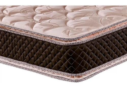 colchón 2 plazas cannon exclusive 190x140x29 pillow 18c