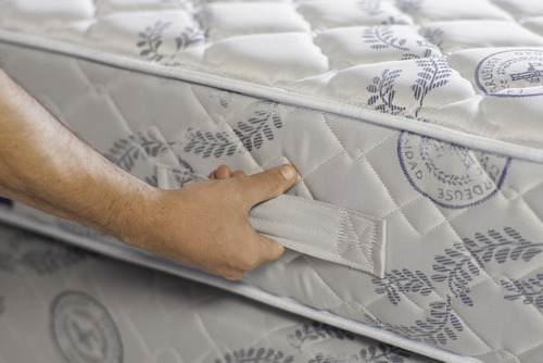colchón 2 plazas la cardeuse primor de luxe 160x200