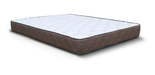 colchón 2 plazas natural soft confort espuma 190x140x20