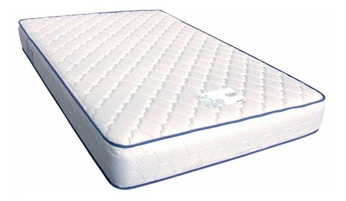 colchón acuario pillow 2 plazas espuma alta densidad