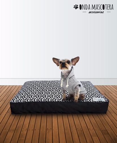 colchon almohadon puffs perrosygatos 50x60x12-6 cuotas s/int