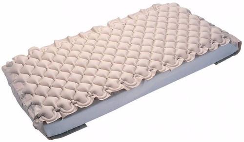 colchón anti-escaras motor c/ regulador de presión meyar
