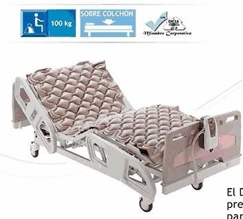 colchón antiescaras con motor domus 1 silfab 100 kgm