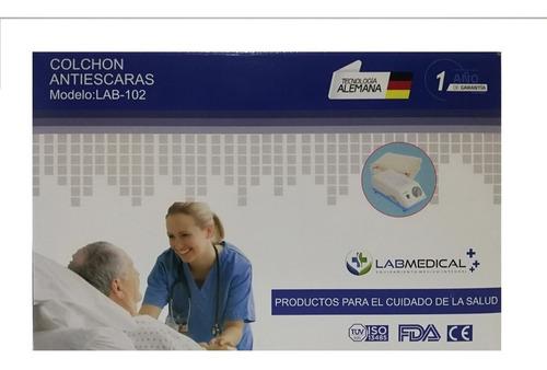 colchon antiescaras lab-102 compre original labmedical!!!