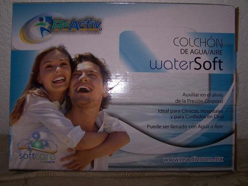 colchón antillagas de agua aire - envío express