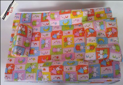 colchón antireflujo para bebe - niño  45 x65x15 envio gratis