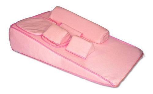colchón antireflujo y cojines de seguridad m/m ca1-rosa