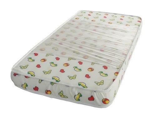 colchón arcoiris babyfloat® infantil 97x65x12 dct