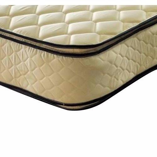 colchón bahía piero con pillow top de 1.60 x 1.90 x 27