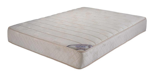 colchon belmo belspring resortes 2 plazas 130x190x23