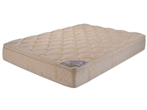 colchon belmo dorado pillow queen size 160x190x26 - 33 kg/m3