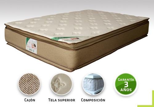 colchon bio mattress bio king size