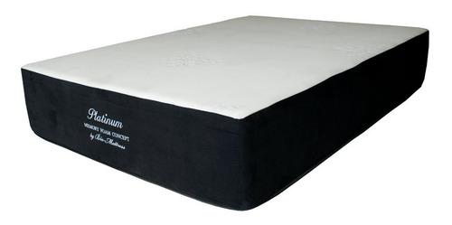 colchon+box bio mattress matrimonial platinum memory foam