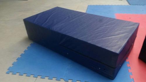 colchón caída (gimnasia aeróbica / telas /etc)