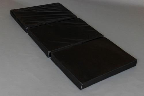 colchón cama hospitalaria seccionado vinyl