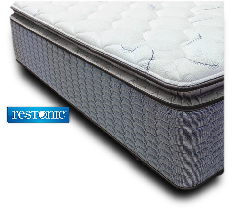 Colch n para cama king size dazz env o gratis restonic for Colchon para cama king size