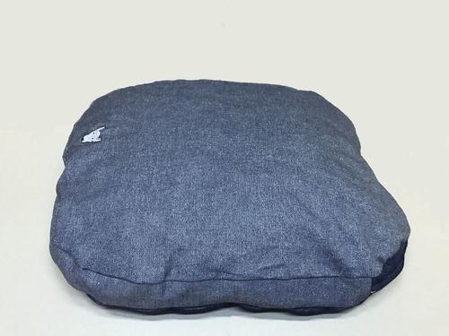 colchón cama para perros toy/gatos jean brillante (small)