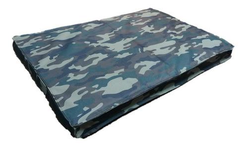 colchón cama perros placa de espuma antidesgarro 70x50