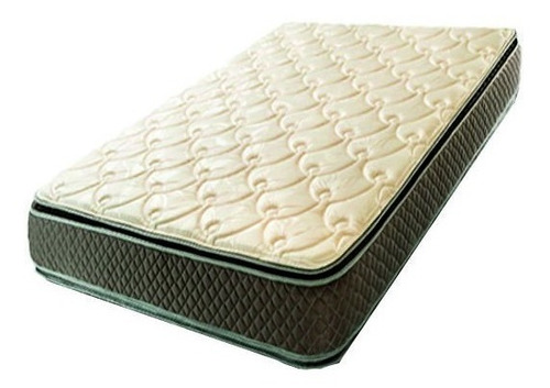 colchon cannon exclusive doble pillow 80x190 1 plaza espuma