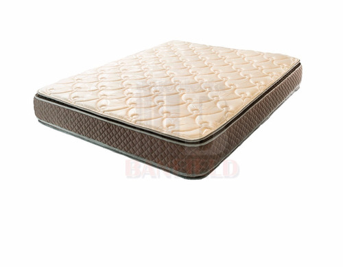 colchon cannon exclusive pillow top 160x200x29 envios gratis