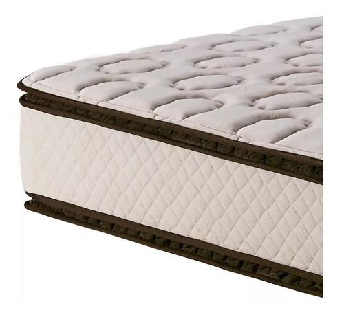 colchón cannon sublime doble pillow 1,60 x 2,00 mt