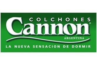 colchon cannon tropical plaza y 1/2 90 x 190 x 18