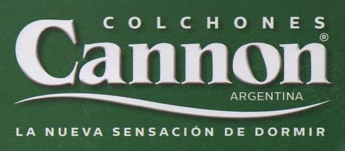 colchon cannon tropical,1plaza 80x190,espuma