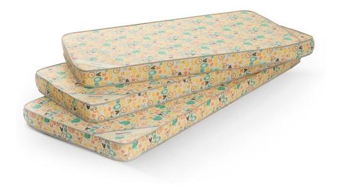 colchón carro cama belmo 180x70x10 cm densidad 23 kg/m3