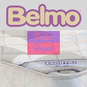 colchón carro cama belmo 180x80x10 cm densidad 23 kg/m3