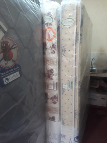 colchon chaide y chaide imperial 2 plazas