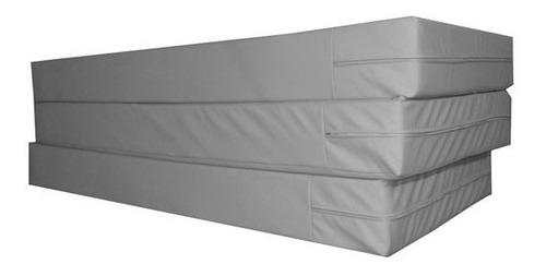 colchón clinico impermeable 190x90x15 cms