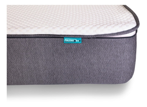 colchón colchonbox 140x190 alta densidad. ¡colchón en caja!