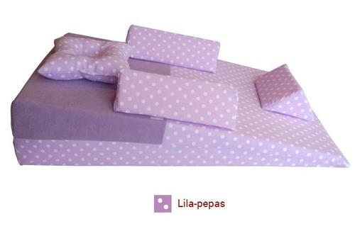colchón / colchoneta  antireflujo para bebés
