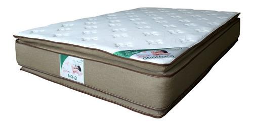 colchon con box bio mattress bio 3 king size