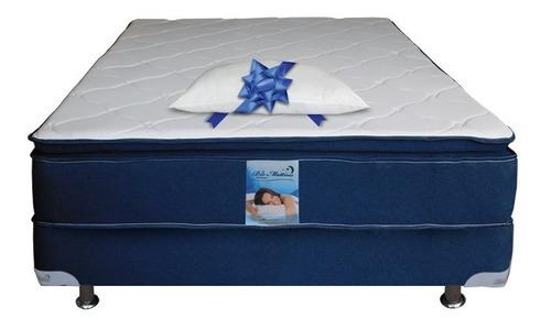 colchon con box bio mattress individual bio supreme