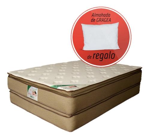 colchon con box bio mattress matrimonial bio 3