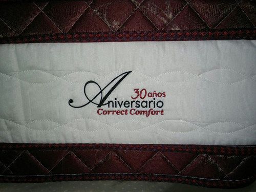 colchon correct confort 180x200 sistema pocket pilow + latex