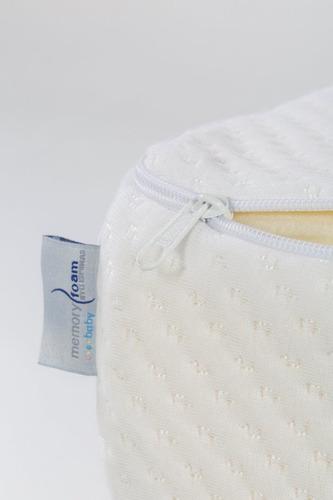 colchón cuna bebé  baby good  memory foam 140 x 95