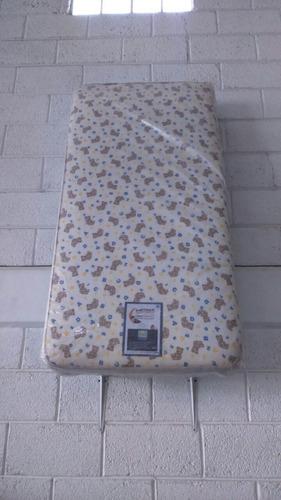 colchón cuna carreiro 80 x 140 resortes