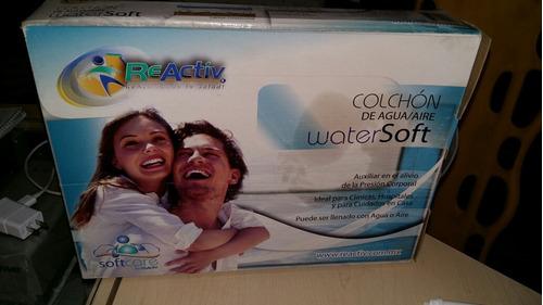 colchón de agua/aire watersoft reactiv