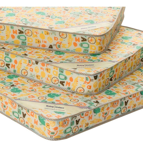 colchón de cuna babybelmo 120x60