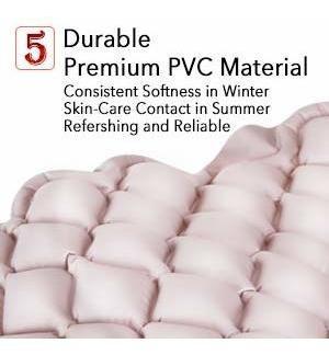colchón de presión alterna colchón de aire médico con a...