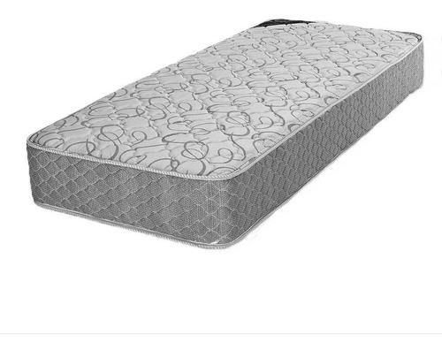 colchón de resortes piero genova 190 x 80 cm