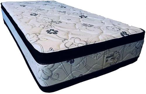 colchón divino 2 plazas super densidad doble euro top
