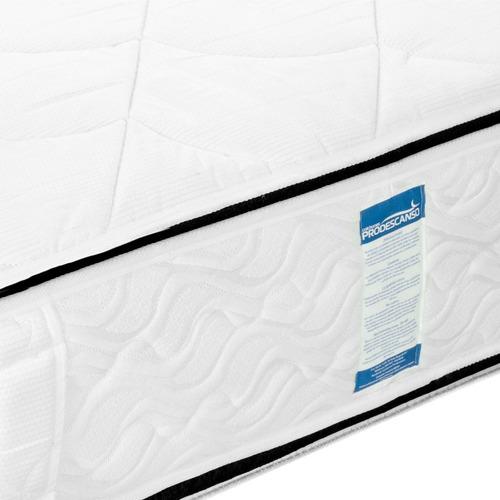 colchon doble nature pillow - 140 x 190 - ortopedico 30cm