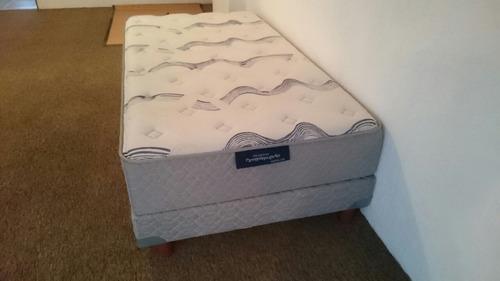 colchón dormimundo con base