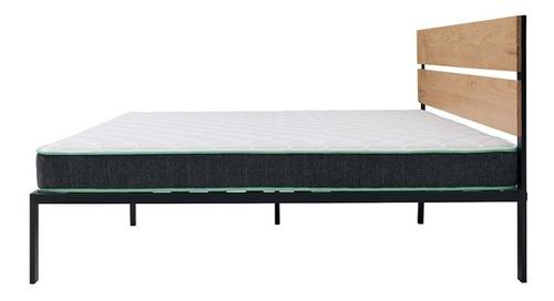 colchón en caja nooz essential, individual - alto: 15cm