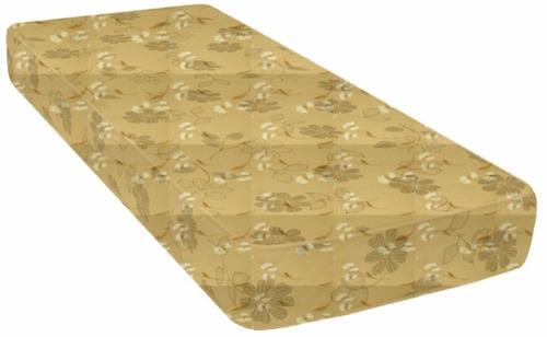 colchon espuma 1 plaza 190 x 80 x 13 tela tnt densidad media